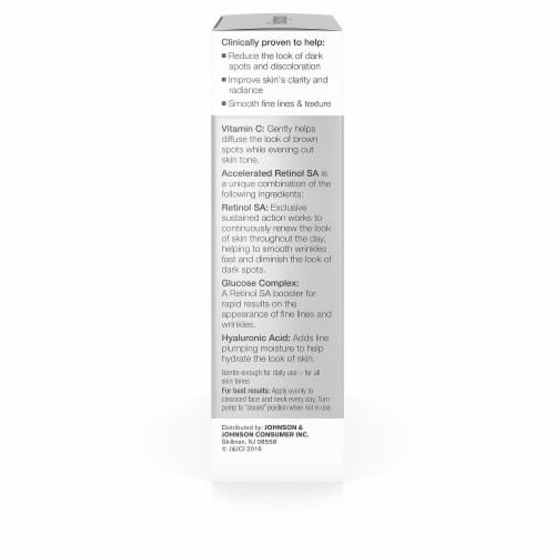 Neutrogena Rapid Tone Repair Moisturizer SPF 30 Perspective: right