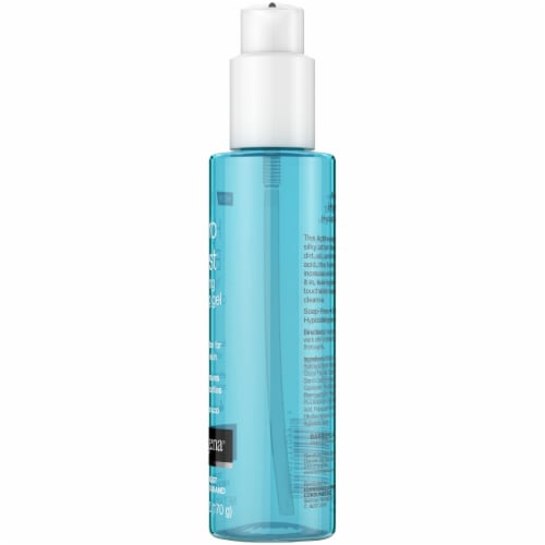 Neutrogena Hydro Boost Hydrating Cleansing Gel Perspective: right