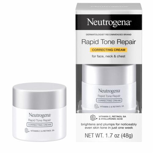 Neutrogena Rapid Tone Repair Correcting Cream Perspective: right