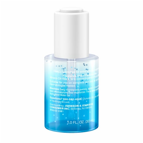 Neutrogena Hydro Boost Hyaluronic Acid Serum Perspective: right