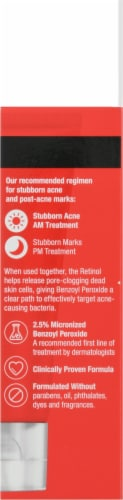 Neutrogena Stubborn Acne AM Treatment Perspective: right