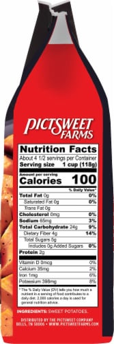 PictSweet Farms Sweet Potatoes Perspective: right
