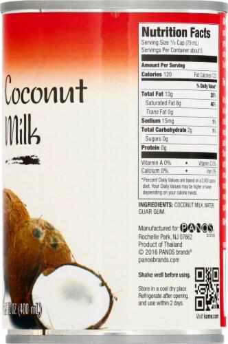 KA-ME Coconut Milk Perspective: right