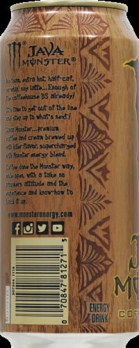 Java Monster Loca Moca Coffee + Energy Perspective: right