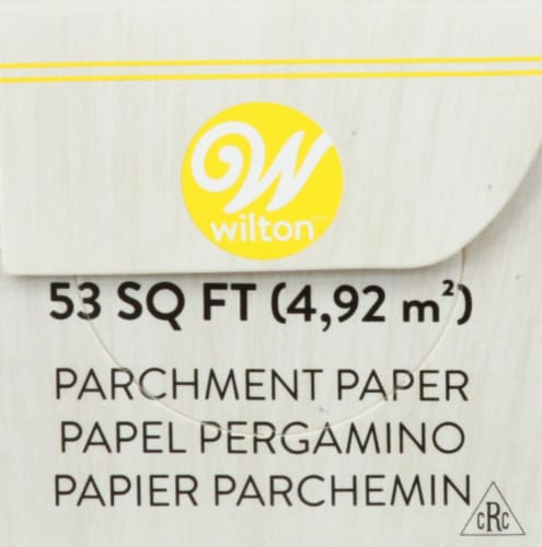 Wilton Parchment Roll Perspective: right