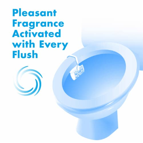 Bowl Fresh Plus Oxygen Bleach Toilet Cleaner Perspective: right
