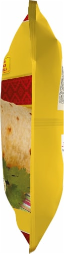El Monterey Beef Bean & Cheese Chimichangas Family Size 8 Count Perspective: right