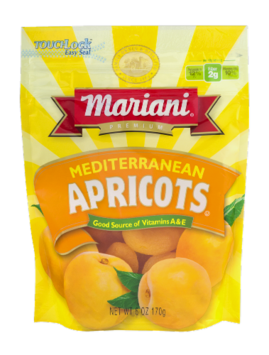Mariani Premium Mediterranean Dried Apricots Perspective: right