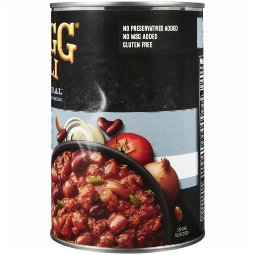 Stagg Classic Chili with Beans Perspective: right