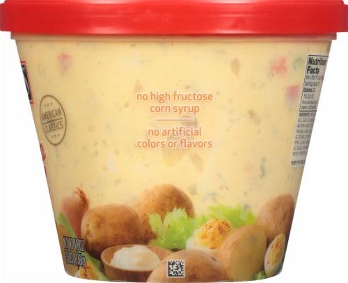 Reser's Deviled Egg Potato Salad Perspective: right