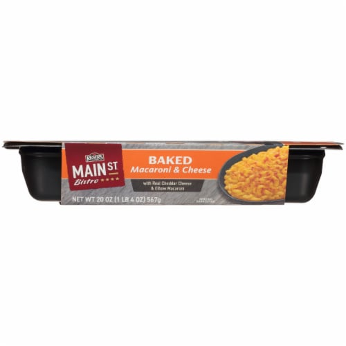 Reser's Baked Macaroni and Cheese Perspective: right