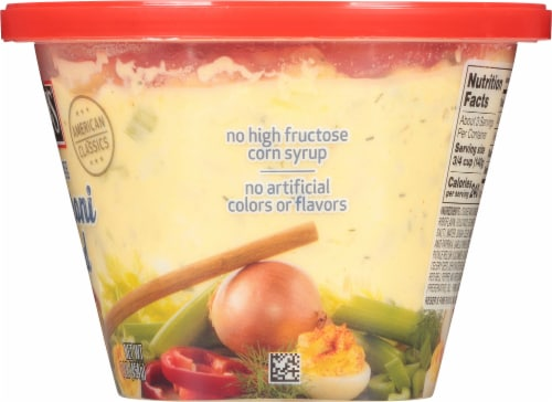 Reser's® Deviled Egg Macaroni Salad Perspective: right