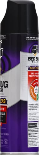Hot Shot® Bed Bug Killer Aerosol Spray Perspective: right