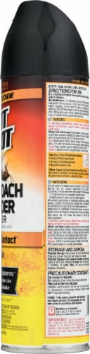 Hot Shot® Ant Roach & Spider Killer Spray Perspective: right