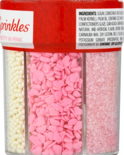 Betty Crocker Pretty in Pink Sprinkles Perspective: right