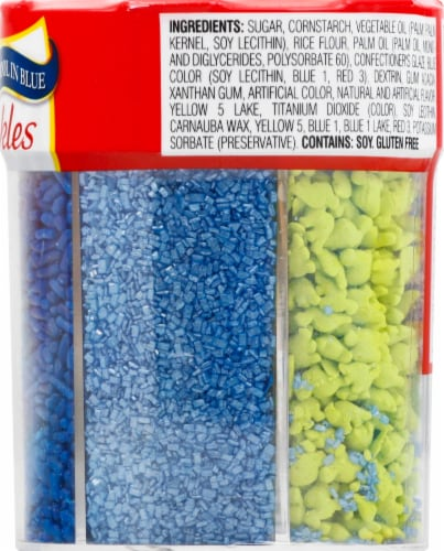 Betty Crocker Cool in Blue Sprinkles Perspective: right