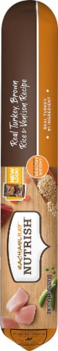 Rachael Ray Nutrish Turkey Brown Rice and Venison Dry Dog Food Perspective: right