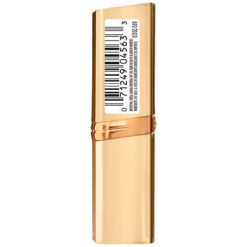 L'Oreal Paris Colour Riche Classic Wine Satin Lipstick Perspective: right