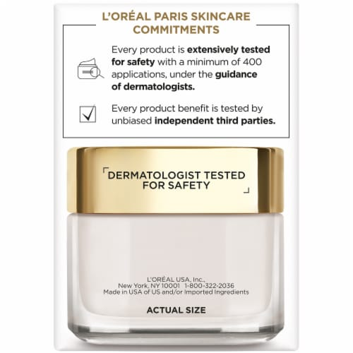 L'Oreal Paris Age Perfect Night Cream Perspective: right