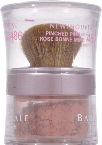 L'Oreal Paris Bare Naturale Pinched Pink Blush Perspective: right