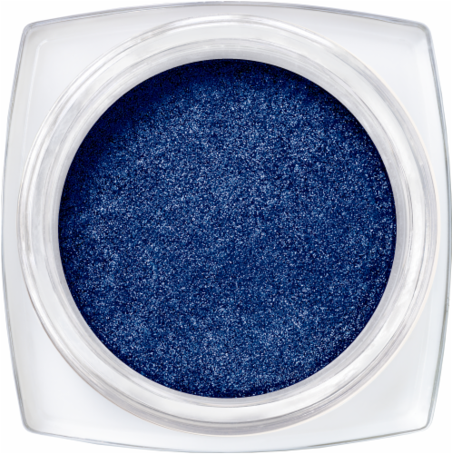 L'Oréal Paris Infallible Midnight Blue Eye Shadow Perspective: right