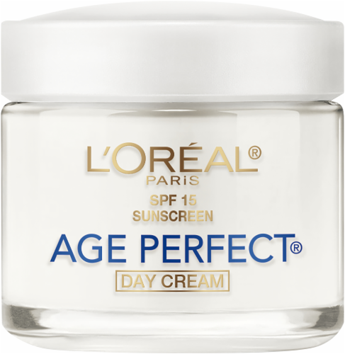 L'Oreal Paris Age Perfect Mature Skin Hydrating Moisterizer Day Cream with SPF 15 Perspective: right