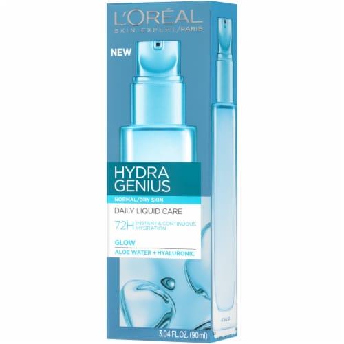 L'Oreal Paris Hydra Genius Daily Liquid Care Moisturizer Perspective: right
