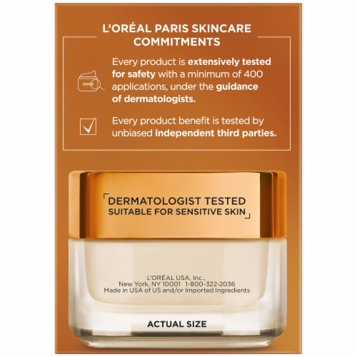 L'Oreal Paris Age Perfect Hydra-Nutrition Nourishing Day Cream Moisturizer Perspective: right