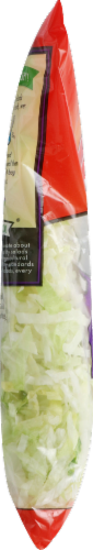 Fresh Express Lettuce Iceberg Shreds Perspective: right
