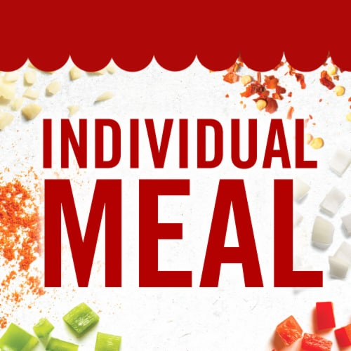 Zatarain's New Orleans Style Blackened Chicken Alfredo Perspective: right