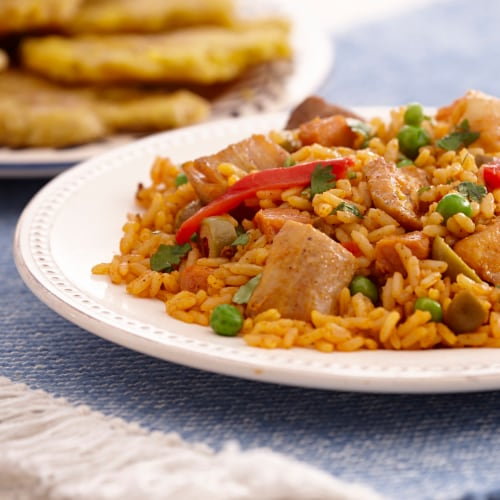 Zatarain's Spanish Rice Perspective: right