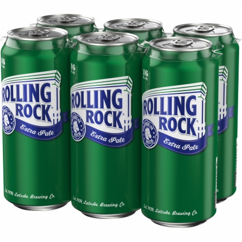 Rolling Rock® Extra Pale Beer Perspective: right