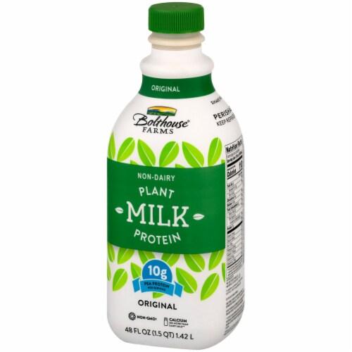 Bolthouse Farms Original Non-Dairy Protein Plant Milk Perspective: right
