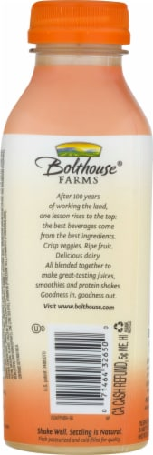 Bolthouse Farms Mango Protein Plus Shake Perspective: right