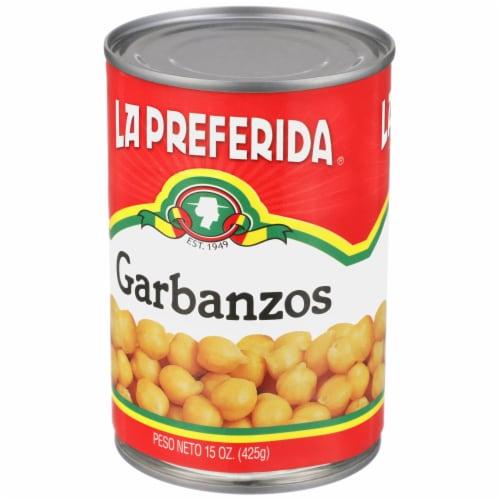 La Preferida Chick Peas Perspective: right