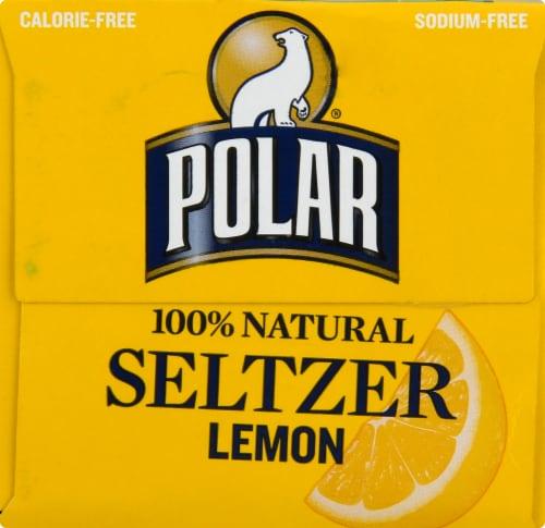 Polar Lemon Seltzer Perspective: right