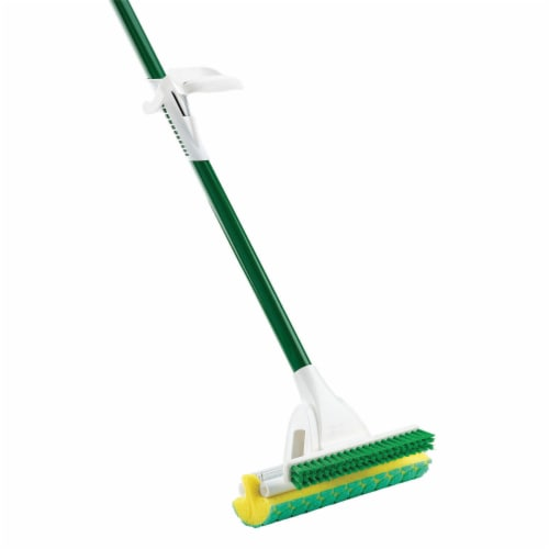 Libman® Nitty Gritty Roller Mop - Green Perspective: right