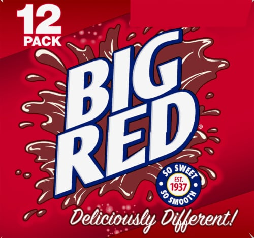 Big Red® Soda Perspective: right