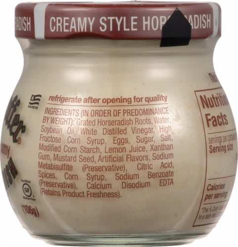 Inglehoffer Thick N Creamy Horseradish Perspective: right