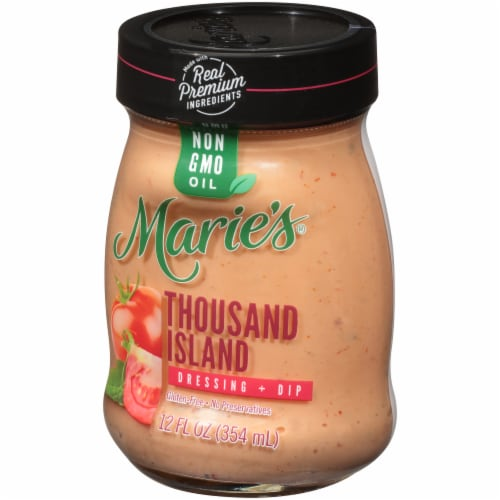 Marie's Thousand Island Dressing & Dip Perspective: right