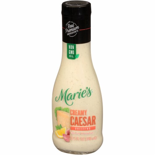 Marie's Creamy Caesar Dressing Perspective: right