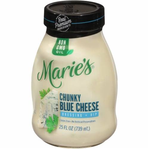 Marie's Chunky Blue Cheese Dressing + Dip Perspective: right