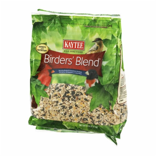 Kaytee Birder's Blend Wild Bird Seed Perspective: right