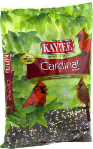 Kaytee Products Cardinal Wild Bird Food Perspective: right