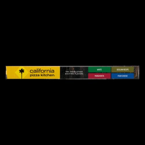 California Pizza Kitchen BBQ Chicken Recipe Crispy Thin Crust Pizza Perspective: right