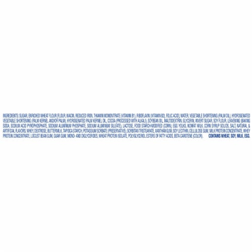 Entenmann's Rich Chocolate Frosted Donuts Perspective: right