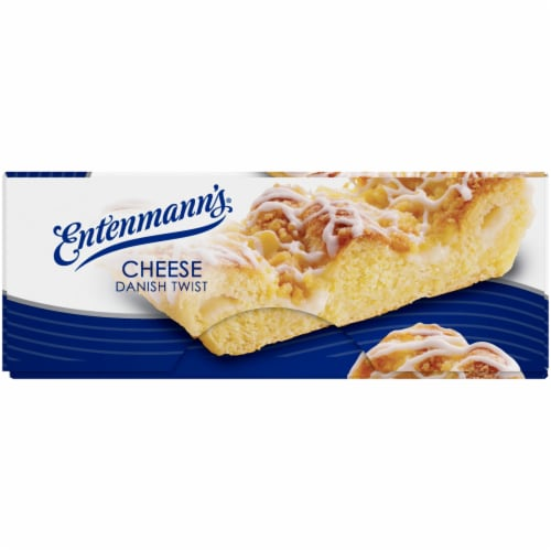 Entenmann's Cheese Danish Twist Perspective: right