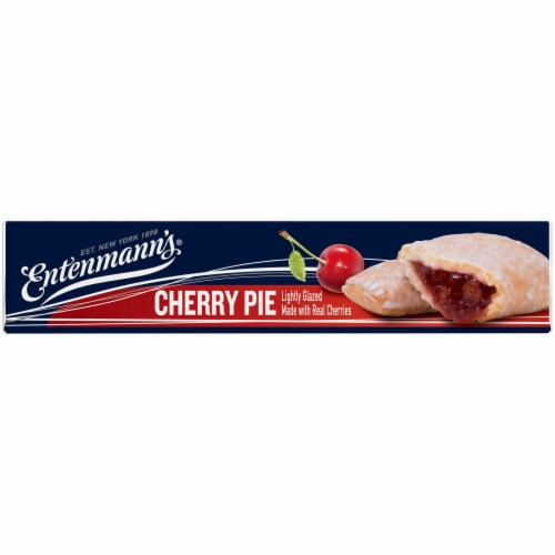 Entenmann's Cherry Snack Pie Perspective: right