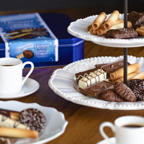 Entenmann's Ultimate Holiday Cookie Collection Perspective: right