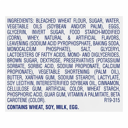 Entenmann's Minis Crumb Cakes Perspective: right